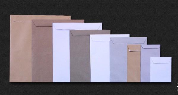 Zarfsan Torba Zarfları, Çaycuma, 125 gr, 170×250, 1000 adet