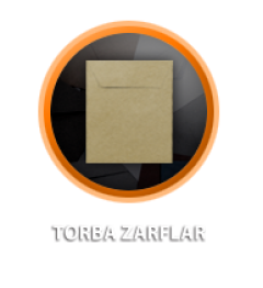 Zarfsan Torba Zarfları, 1. Hamur, 110 gr, 370×450, 1000 adet