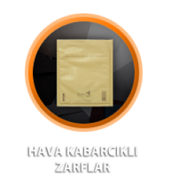 Zarfsan Hava Kabarcıklı Zarf, 190×230, 100 adet