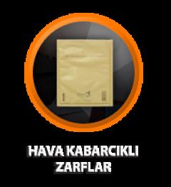 Zarfsan Hava Kabarcıklı Zarf, 130×170, 100 adet