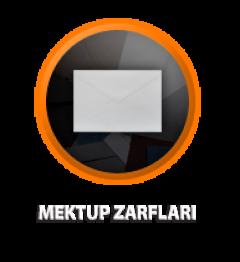 Zarfsan Mektup Zarfı, 110 gr, 114×162 , 100 Adet