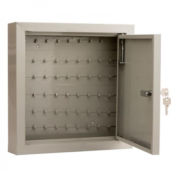 Akyazı Anahtar Dolabı, Kapalı Kasa, Metal Çerçeve, 100'lü, 40×60