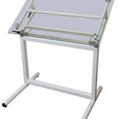 Akyazı Çizim Masası, Cam, Ayaklı – 80×120