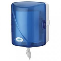 Rulopak İçten Çekmeli Kağıt Havlu Dispenseri Mavi-0