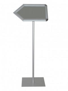 Akyazı Display Yönlendirme Panosu, Ok İşaretli, Rondo Köşe