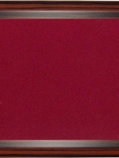 Akyazı Kumaşlı Pano, Ahşap Çerçeve, Geniş, 120×120