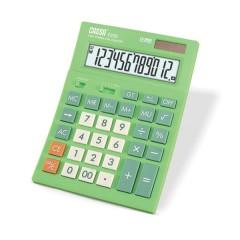CASSA Hesap Makinesi,12 Hane, Yeşil – 9300
