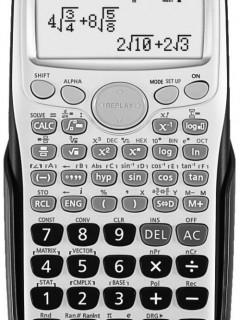 CASSA Hesap Makinesi, Bilimsel,12 Hane – 9320