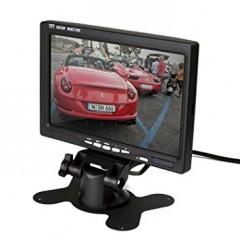 Dextel 7 Inch Araç İçi Kamera Monitörü Geri Vites Uyumlu