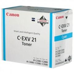 CANON C-EXV-21 IRC 2880/3080/3380/3480 MAVİ TONER ORİJİNAL 14K
