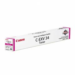 CANON EXV-34M IR-C2020/2030/2225/2230KIRMIZI TONER ORJİNAL 19K SY