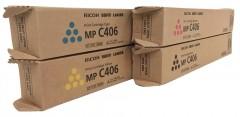 RICOH MP-C306K MPC306/406/MPC307/407 SİYAH TONER ORJİNAL 17K SYF