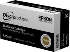 EPSON C13S020452 PJIC6 PP-100 SİYAH KARTUŞ ORJİNAL 31.5 ML