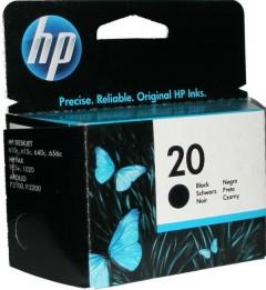 HP C6614D 610C/612C/630C/632C/640C/642C SİYAH KARTUŞ ORJ 455 SYF