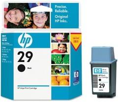 HP 51629A 29A OFFİCEJET 520/580/610 SİYAH KARTUŞ ORJ. 650 SAYFA