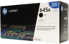 HP C9730A 645A 5500/5550 SİYAH TONER ORJİNAL 13.000 SAYFA