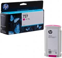 HP B3P20A 727 T920/T1500/T1530/T2500 130ML KIRMIZI KARTUŞ ORJ