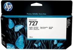 HP B3P23A 727 T920/T1500/T1530/T2500 130ML PHOTO BLACK KARTUŞ ORJ