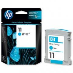 HP C4836A (11) 10PS/100/120/1100/2200 MAVİ KARTUŞ ORJ 2.350 SYF