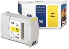 HP C5064A (90) 4000/4020/4500/4520 SARI KARTUŞ ORJİNAL 225 ML