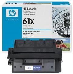 HP C8061X (61X) 4100/4101 SİYAH TONER ORJINAL 10.000 SAYFA