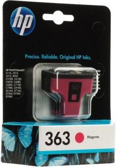 HP C8772EE (363) C6180/6280/7180/7280 KIRMIZI KARTUŞ ORJ 370 SYF