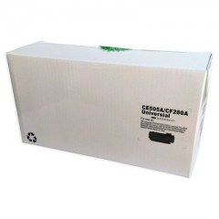 HP CE505A/CF280A/CRG719 SİYAH TONER MUADİL 2.700 SAYFA