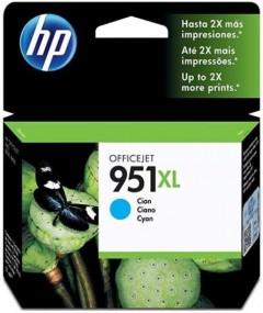 HP CN046A (951XL) PRO 251/276/8100 MAVİ KARTUŞ ORJİNAL 1.500 SYF