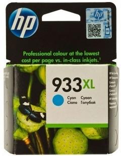 HP CN054A (933XL) 6100/6700/7110/7510 MAVİ KARTUŞ ORJ 825 SYF