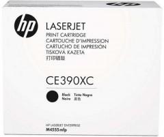 HP CE390XC (90x) M4555/M602/M603 TAAHHÜTLÜ SİYAH TONER ORJ. 24 K