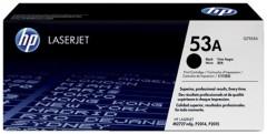HP Q7553A (53A) P2014/2015/M2727 SİYAH TONER ORJİNAL 3.000 SAYFA