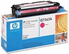 HP Q7563A (314A) 2700/3000 KIRMIZI TONER ORJİNAL 4.000 SAYFA