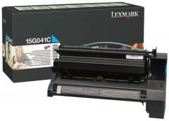 LEXMARK 15G041C C752/760/762 X752/762 MAVİ TONER ORJİNAL 6.000 SY