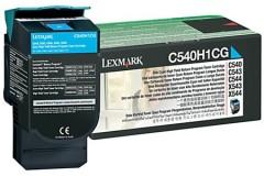 LEXMARK C540H1CG C-X 540/543/544/546 MAVİ TONER ORJİNAL 2.000 SYF
