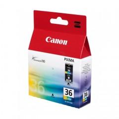 CANON CLI-36 IP100/110 RENKLİ KARTUŞ ORJİNAL 500 SAYFA