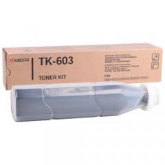 KYOCERA TK-603 KM-4530/5530/6330/6630 SİYAH TONER ORJİNAL