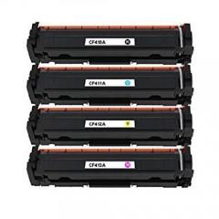 HP CF411A 410A M452/M477 MAVİ TONER MUADİL 2.300 SAYFA