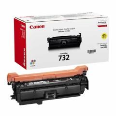 CANON CRG-732Y LBP7780Cx SARI TONER ORJİNAL 6.400 SAYFA