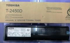 TOSHIBA T-2450D E-STD 195/223/225/243/245 SİYAH TONER ORJİNAL 25K