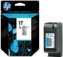 HP C6625A (17) 825/840/842/843/845 RENKLİ KARTUŞ ORJİNAL 480 SYF