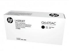 HP Q6470AC (501A) 3600/3800 SİYAH TONER ORJİNAL6.000 SAYFA