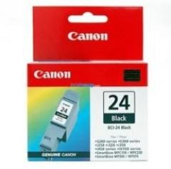 CANON BCI-24BK i250/450/S200/ip1000 SİYAH KARTUŞ ORJİNAL 235 SYF
