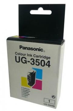 PANASONIC UG-3504 UF-342/344/346 RENKLİ KARTUŞ ORJİNAL 100 SAYFA