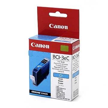 CANON BCI-3EC BJC-3000/i550/850/S400 MAVİ KARTUŞ ORJİNAL 380 SYF