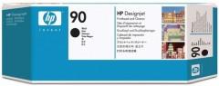 HP C5055A (90) 4000/4020/4500/4520 MAVİ BASKI KAFASI VE TEM. ORJ.