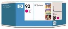 HP C5056A (90) 4000/4020/4500 KIRMIZI BASKI KAFASI VE TEM. ORJİNA