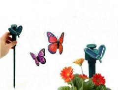 Solar Butterfly Güneş Enerjili Uçan Kelebek Toptan Perakende