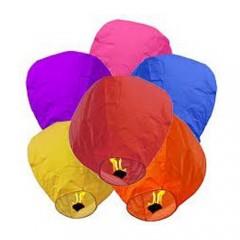 Dilek Balonu Dilek Feneri Gökyüzü Feneri Toptan Perakende Uçan Balon