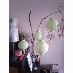 Ledli Japon Feneri Pilli Aydınlatmalı Japon Feneri Toptan Perakende