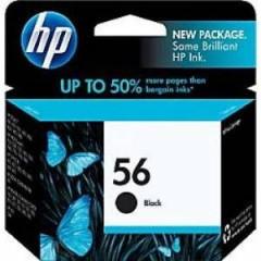 HP C6656A (56) 5150/5550/4212/4255/5610 SİYAH KARTUŞ ORJİNAL520SY